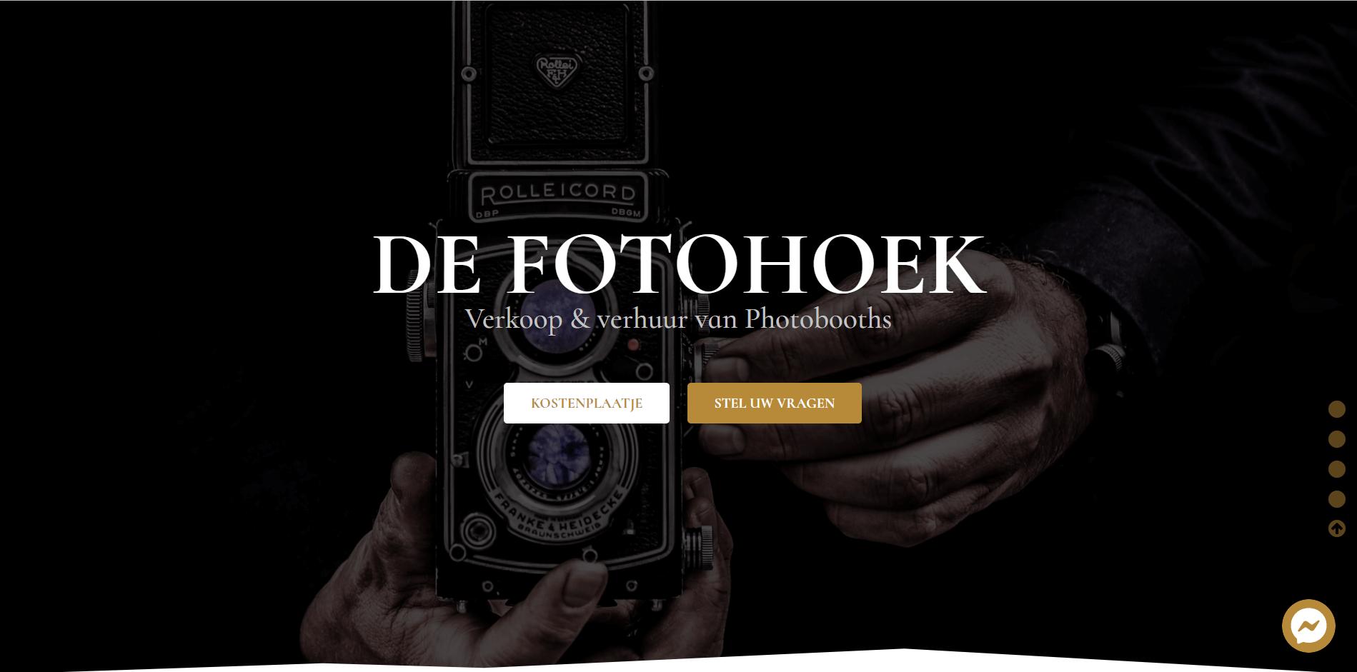 De Fotohoek